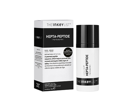 The Inkey List - Hepta Peptide Serum
