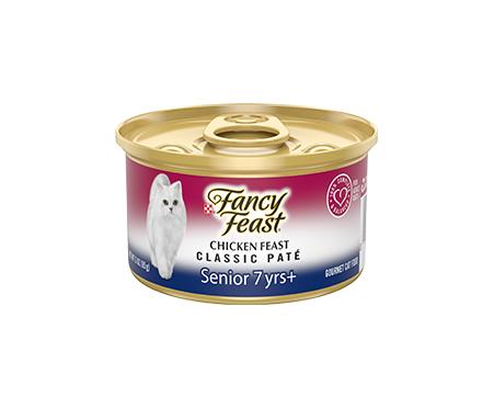 Fancy Feast® Senior Chicken Classic Pate Wet Cat Food