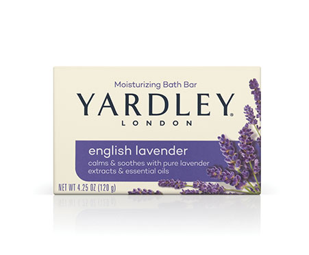 Yardley London English Lavender Moisturizing Bath Bar Since 1770!