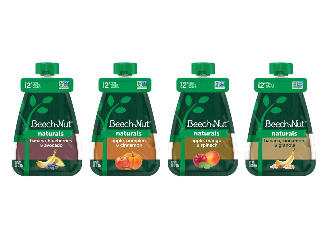Beech-Nut® Naturals Pouches