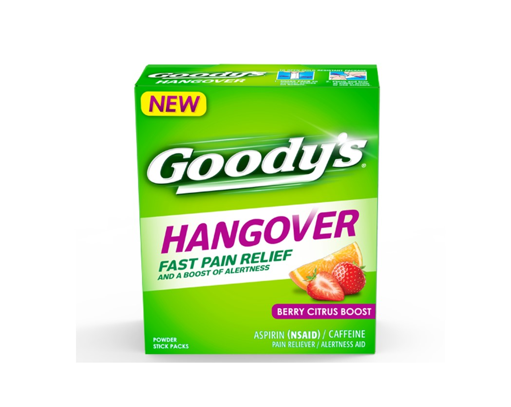 Goody's® Hangover Pain Relief Powder