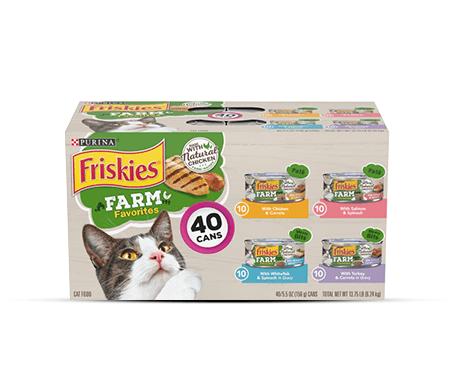 Purina® Friskies® Farm Favorites Variety Bundle