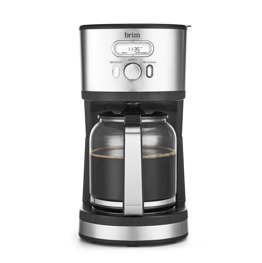 Brim 14C Programmable Coffee Maker - Free Samples, Reviews ...