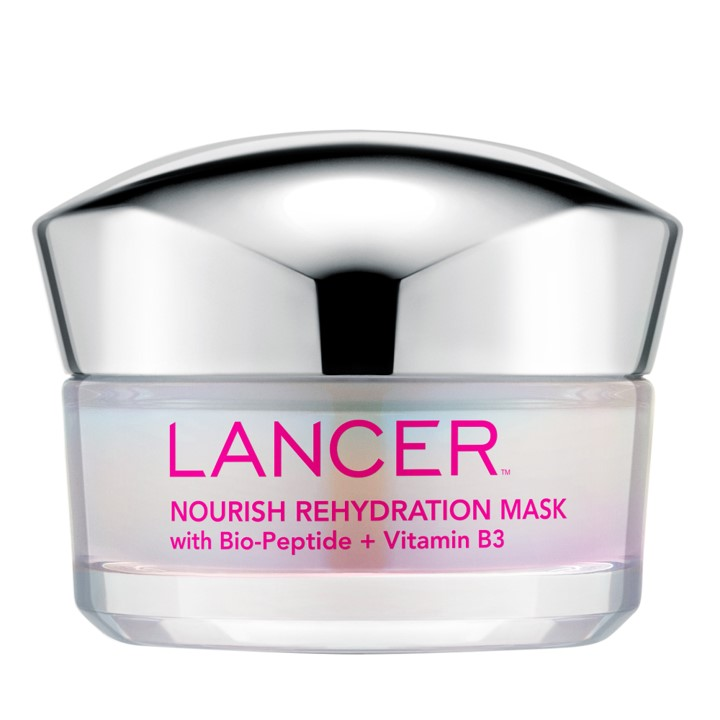 Lancer Skincare Nourish Rehydration Mask with Bio-Peptide + Vitamin B3