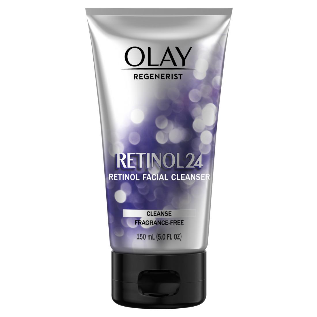 OLAY RETINOL 24 FACIAL CLEANSER (5 OZ)