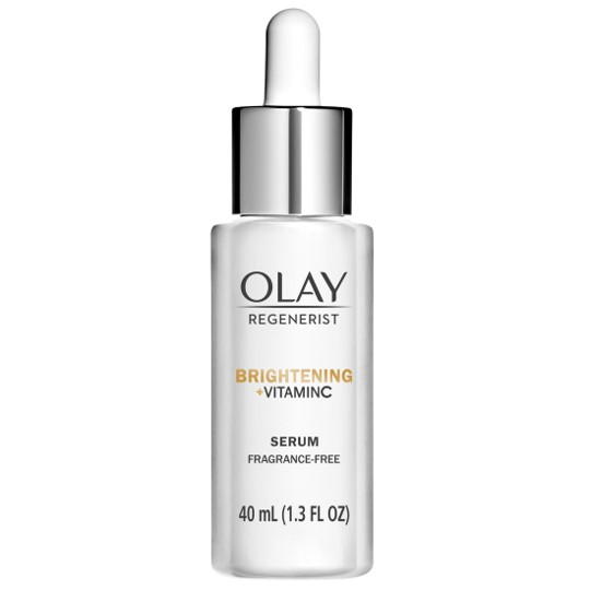 OLAY REGENERIST BRIGHTENING + VITAMIN C SERUM (1.3 OZ)