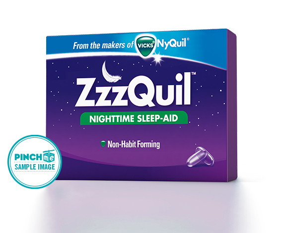 ZzzQuil™ Sleep Aid