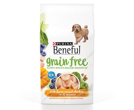 Beneful Grain Free Dog Food
