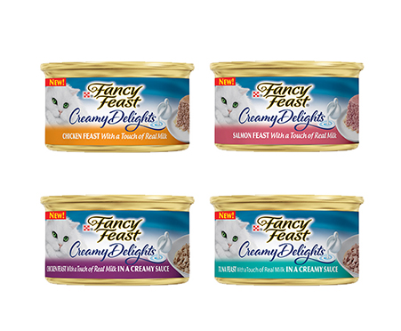 Fancy Feast® Creamy Delights™ Wet Cat Food