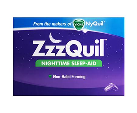 ZzzQuil Nighttime Sleep-Aid