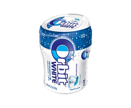 Orbit® White Gum