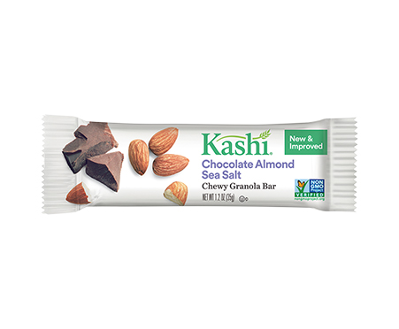 Kashi Chocolate Almond Sea Salt Chewy Granola Bar