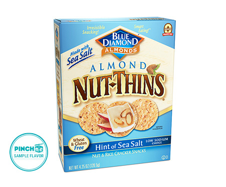 Blue Diamond Almond Nut-Thins