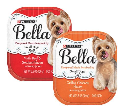Bella Paté Wet Dog Food