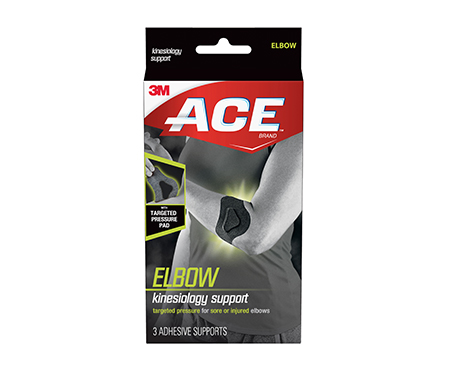 ACE™ Brand Kinesiology Elbow Support