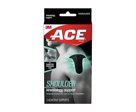 ACE™ Brand Kinesiology Shoulder Support
