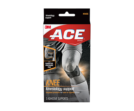 ACE™ Brand Kinesiology Knee Support