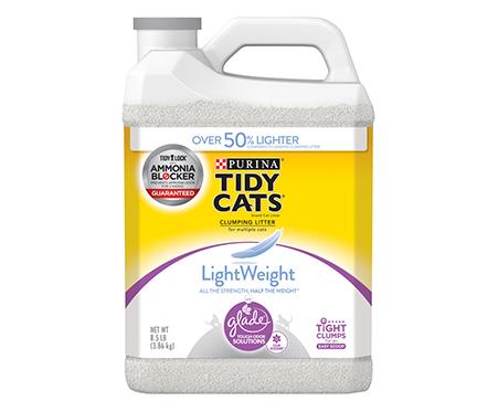 Tidy Cats Glade Clean Blossoms Lightweight Litter