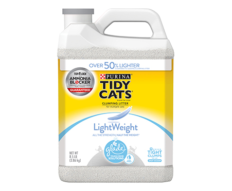 Tidy Cats Glade Clear Springs Lightweight Litter