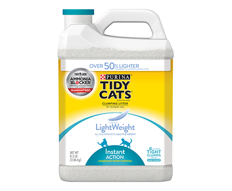 Tidy Cats Instant Action Lightweight Litter