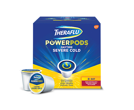 Theraflu PowerPods