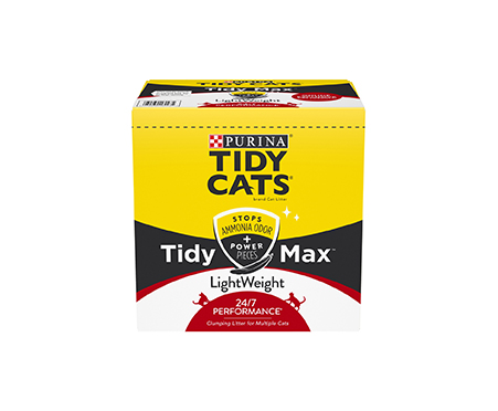 Purina Tidy Cats Tidy Max 24/7 Performance Lightweight Cat Litter