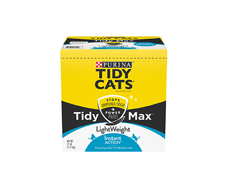 Purina Tidy Cats Tidy Max Instant Action Lightweight Cat Litter