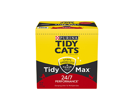Purina Tidy Cats Tidy Max 24/7 Performance Clumping Cat Litter