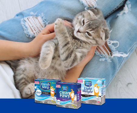 Fresh Step® $10 Off Coupon