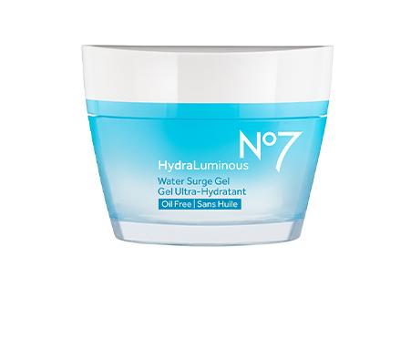 No7 Hydraluminous Water Surge Gel