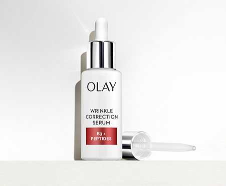 Olay Wrinkle Correction Serum with Vitamin B3+ Peptides