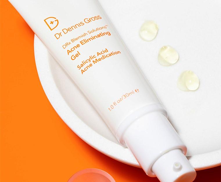 Dr. Dennis Gross DRx Blemish Solutions™ Acne Eliminating Gel