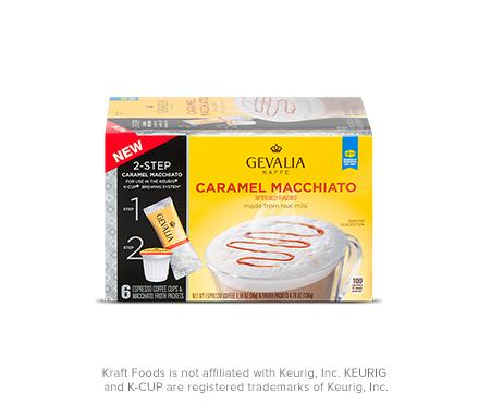 Gevalia Caramel Macchiato
