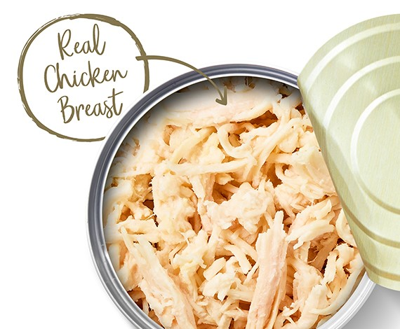 Applaws Natural Wet Kitten Food Chicken Breast in Broth Can