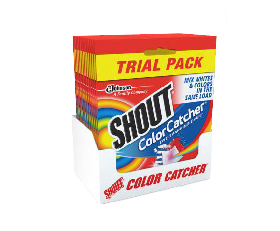 Shout Color Catcher Dye Trapping Sheets - Free Samples, Reviews ...