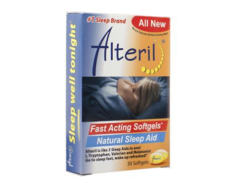 Alteril – All Natural Sleep Aid