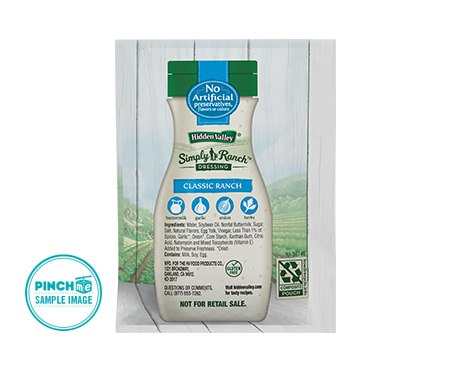 Hidden Valley® Simply Ranch Classic Ranch Flavor
