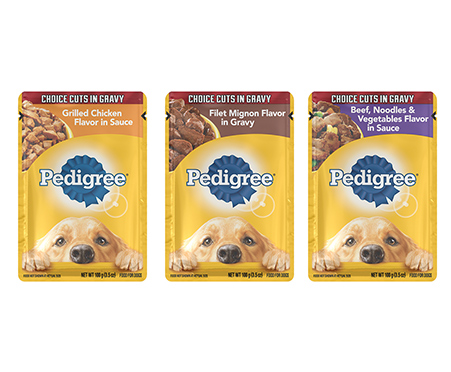 PEDIGREE® Pouch Wet Dog Food