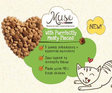 Muse® Masterpieces® Natural Turkey & Chicken Recipe