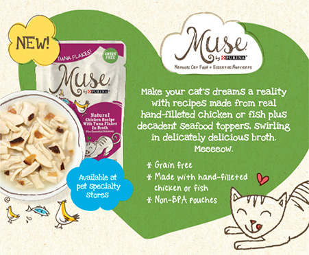 Muse® Natural Filets in Pouches