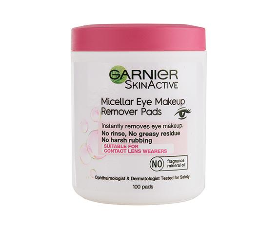 Garnier SkinActive Micellar Eye Makeup Remover Pads