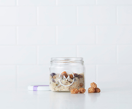Maker Overnight Oats