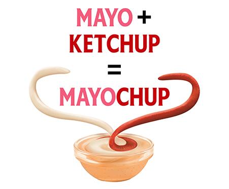 Heinz Mayochup Saucy Sauce