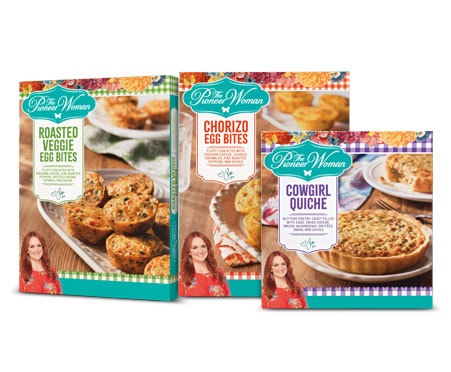 Pioneer Woman Frozen Products 100% Free Gratuity Coupon