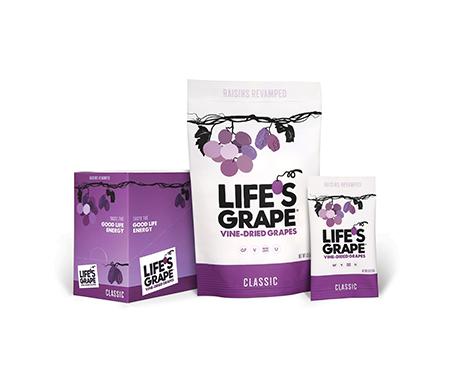 Life's Grape Classic Vine-Dried Grapes