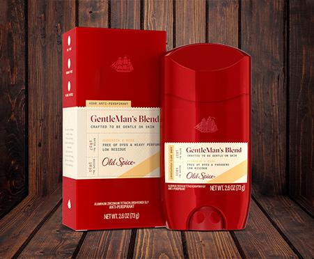 Old Spice Gentleman's Blend 48HR Anti-Perspirant - Mandarin & Musk