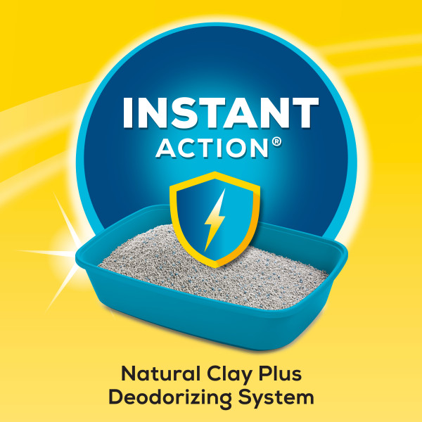 Purina® Tidy Cats® Instant Action Clumping Multi Cat Litter