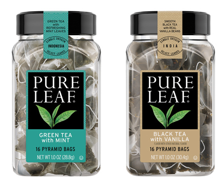 Pure Leaf Home Brewed Teas