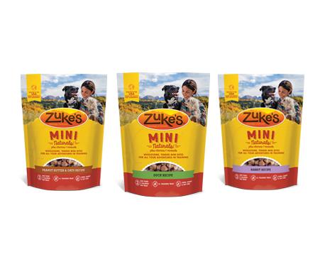 Zuke's® Mini Naturals® Plus Vitamins & Minerals