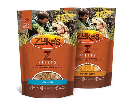 Zuke's® Z-Filets® Dog Treats